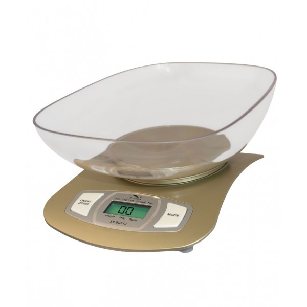 bascula de cocina digital