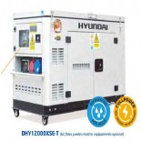 GENERADOR DHY8000SE-T