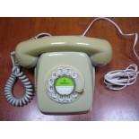 TELEFONO ANTIGUO TELEFONICA AÑOS 70